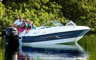 Riverview marina boats waverunners motors for sale boat for Yamaha lewiston id