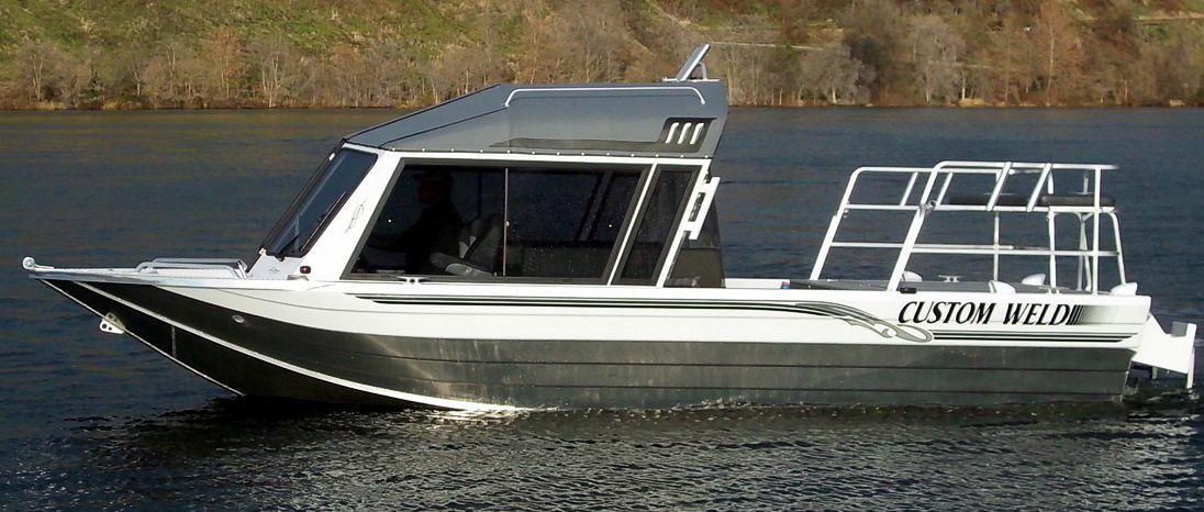 Custom Weld Boats For Sale