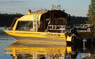 Custom Weld Boats