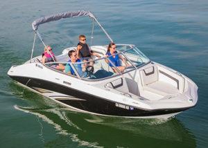 Yamaha boats for sale riverview marina for Yamaha lewiston id