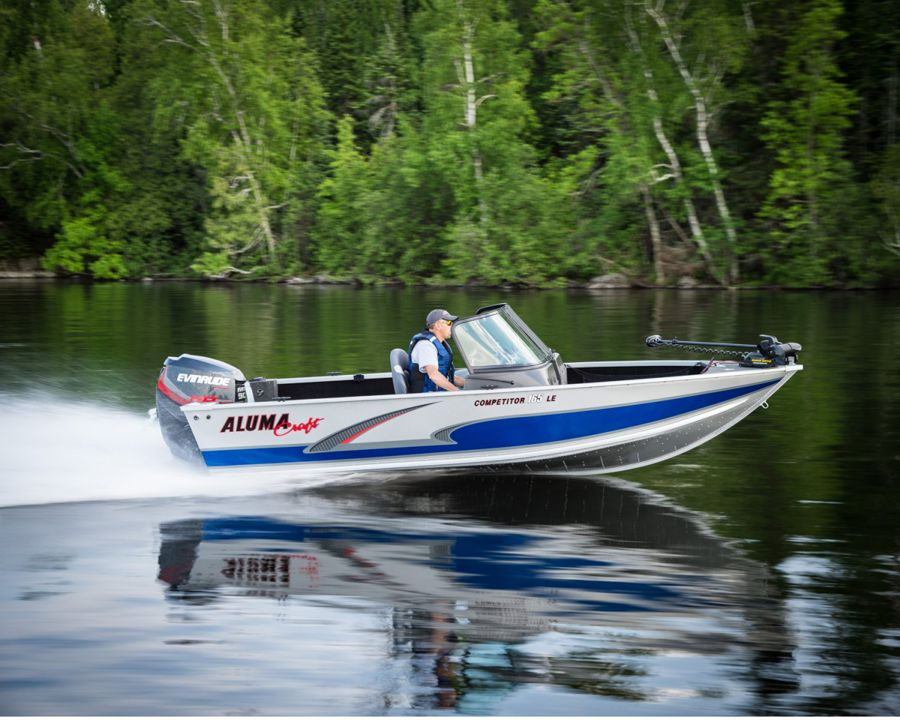 2016 competitor 165 sport riverview marina for Yamaha lewiston id