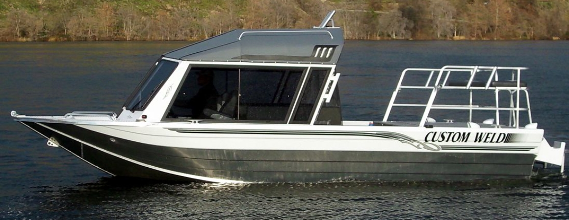 Custom Weld Boats For Sale Riverview Marina